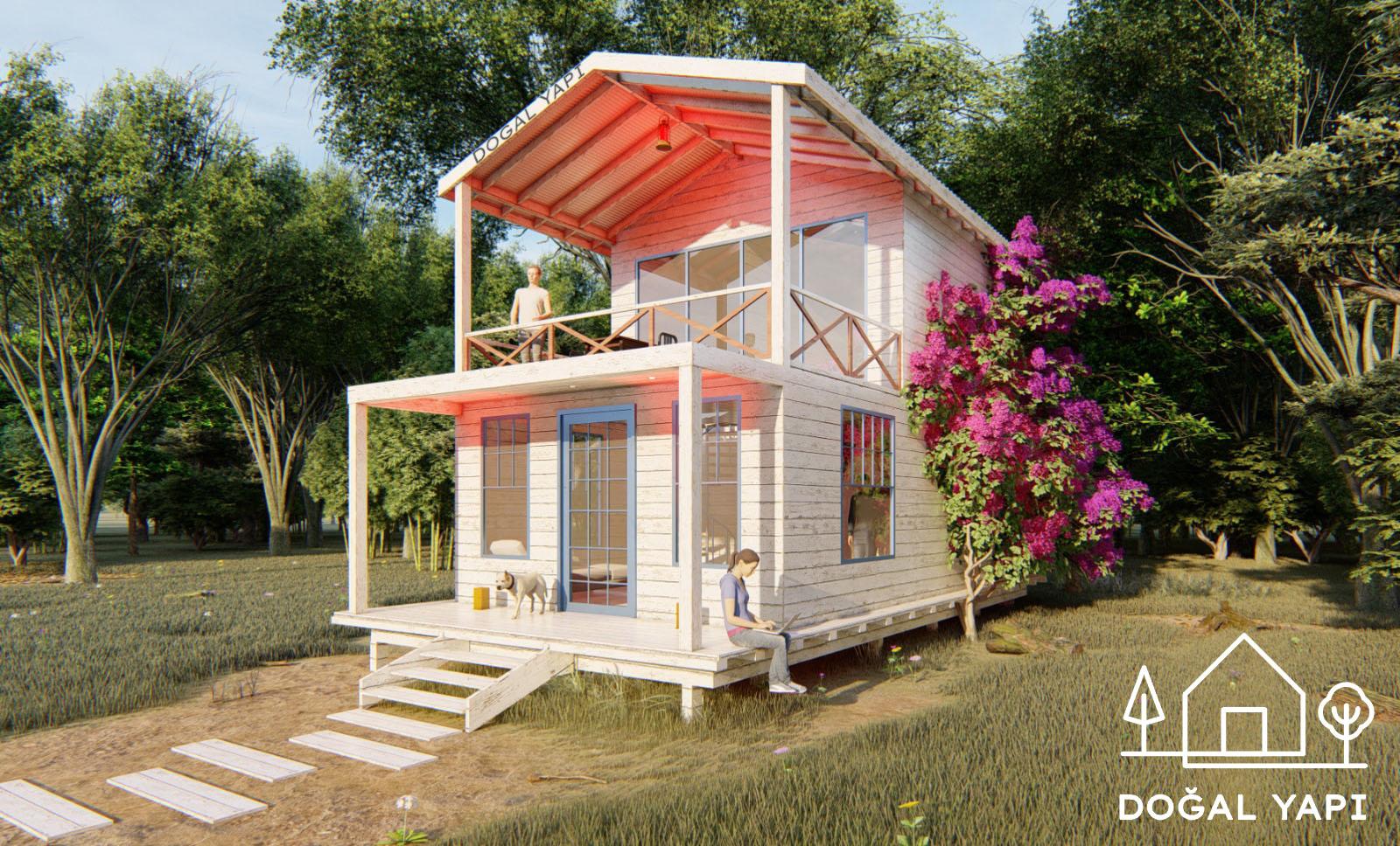 Çiftlik Evi Bodrum - Farmhouse Bodrum