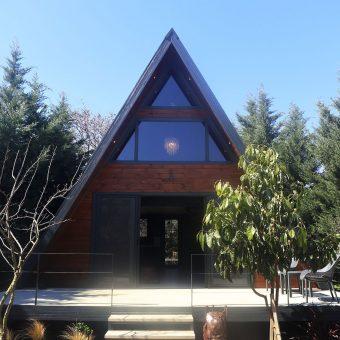 A-Tipi Ev - A-Frame House